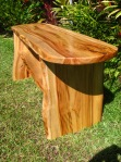 Camphor Laurel Table